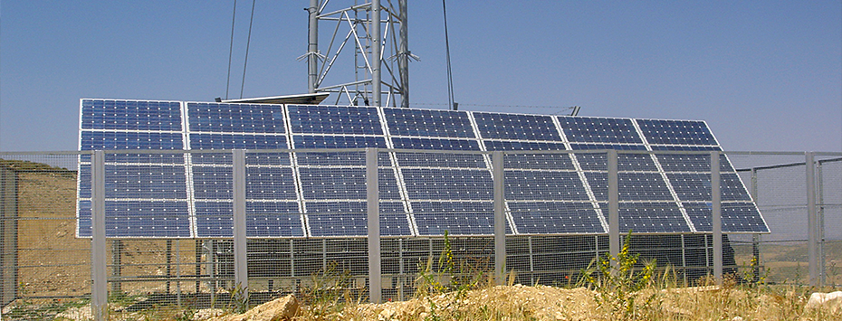 Solar Energy for Telecommunication Systems